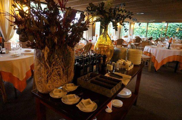 restaurante con menu diario en la bonanova